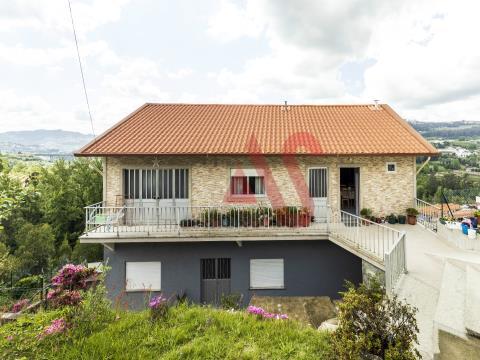 Moradia T3 em Vizela S. Jorge, Felgueiras