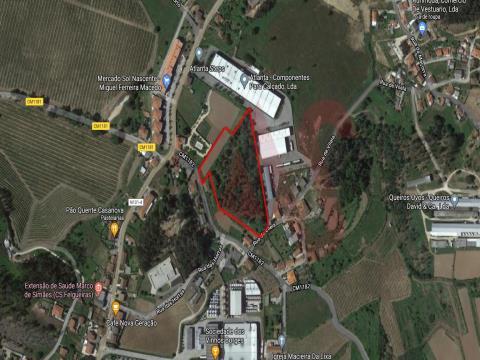 Terreno para construção com 14.908m2 em Macieira da Lixa, Felgueiras