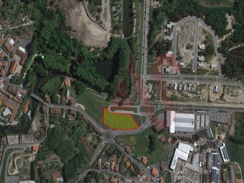 Terreno para construçãocom 4.945 m2em São Miguel, Vizela