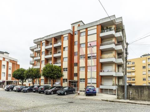 Apartamento T2 no centro de Santo Tirso