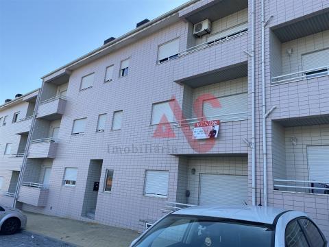 Apartamento T2 em Nespereira, Lousada