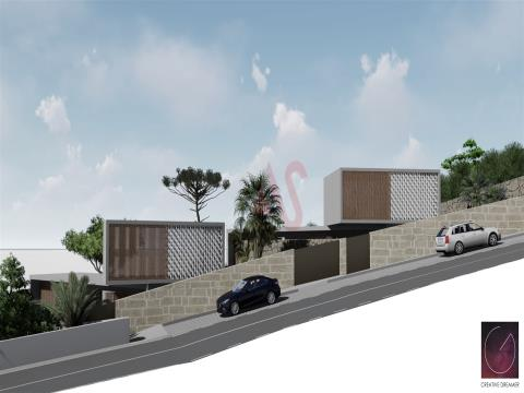 Lote de terreno para construção com uma área total de 1260.92m2 em Calvos, Guimarães