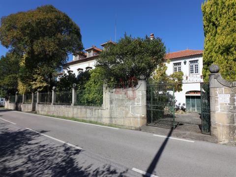 Moradia senhorial em Santa Ovaia, Oliveira do Hospital
