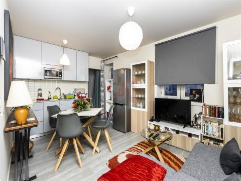 Apartamento T1 Remodelado em Creixomil, Guimarães