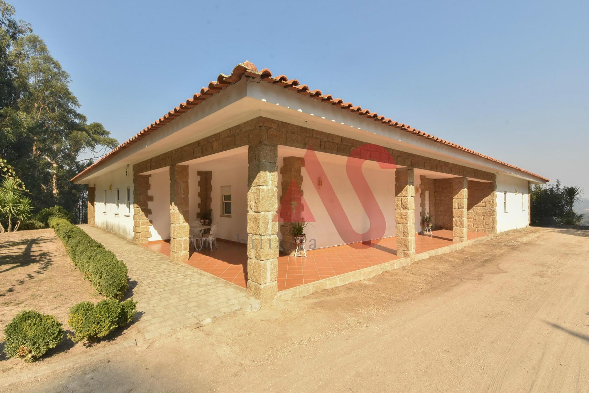 Moradia T4+1, Porto, Penafiel, Paço de Sousa