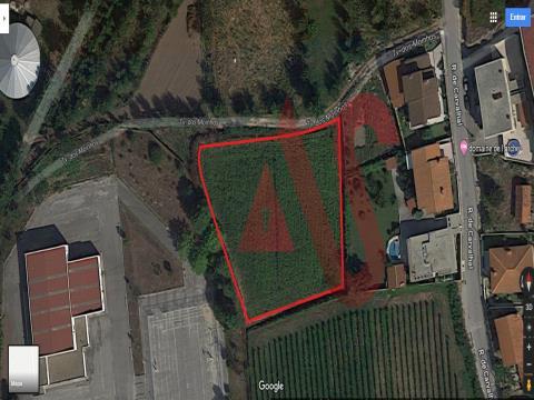 Terreno para construção com 4.500 m2 em Infias, Vizela