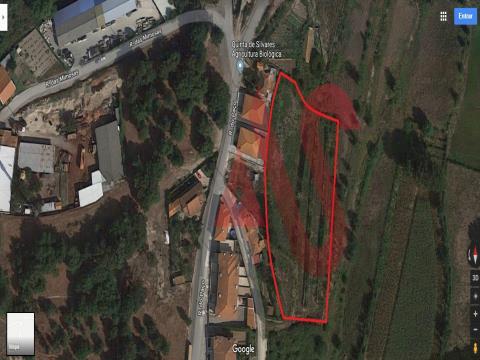 Terreno per la costruzione a Santo Adrião, Vizela con 5500m2