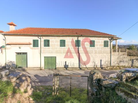 Quinta T5 em Ronfe, Guimarães
