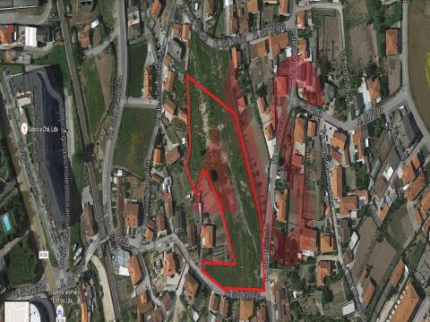 Terreno para construção com 7.865 m2 em São Miguel, Vizela