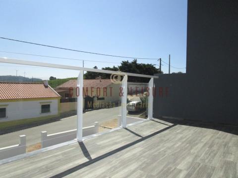 NOUVEAU villa de 3 chambres près de Torres Vedras, Lisbonne