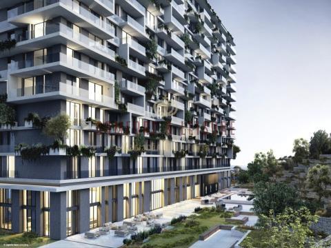 Apartamento T2 no Parque nas Nações, Lisboa
