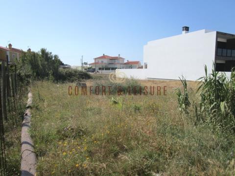 Lote Terreno com projecto aprovado perto da Praia de Santa Cruz