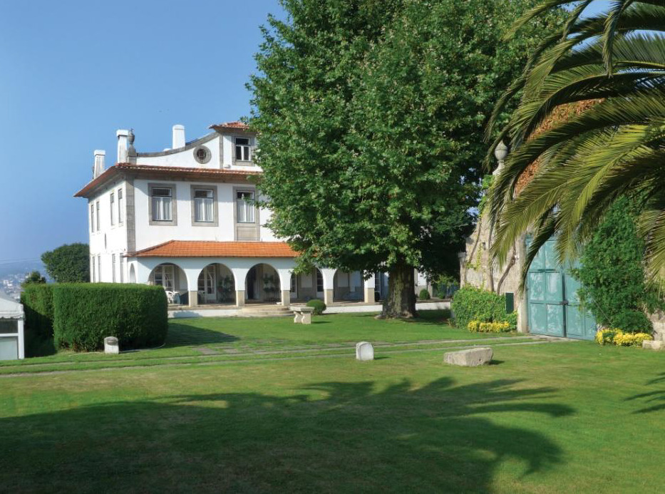 Property (Quinta) with villa, pool, land and events 10 minutes from the Center of Porto