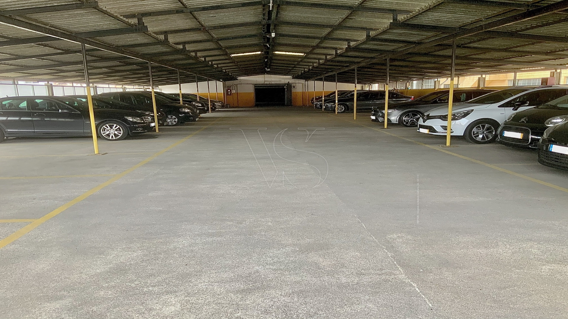 Parking à Campanhã avec 168 places