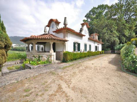 Farm with 8 hectares just 30 km from Oporto