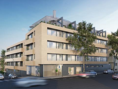 Apartamento T3 Foz do Douro - 133 m2 + 2 varandas, c/ 2 Lug. garagem (MS T333)