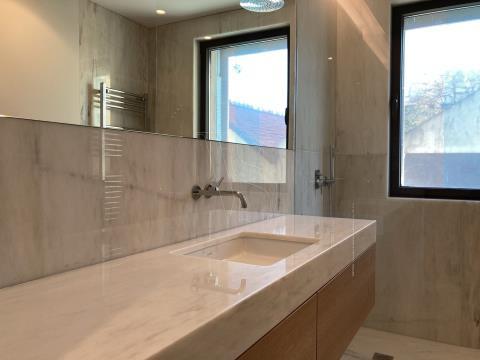 Apartamento T4 Duplex Foz do Douro - 193 m2 + 3 Varandas, c/ 3 Lug. garagem (MS T423)