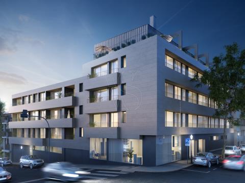 Apartamento T3 Foz do Douro - 143 m2 + Terraço 35m2, c/ 2 Lug. garagem (M T331)