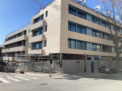 Apartamento T2 Foz do Douro - 109 m2 + 4,20 m2 Varanda, 1 Lug. garagem (MS T203)