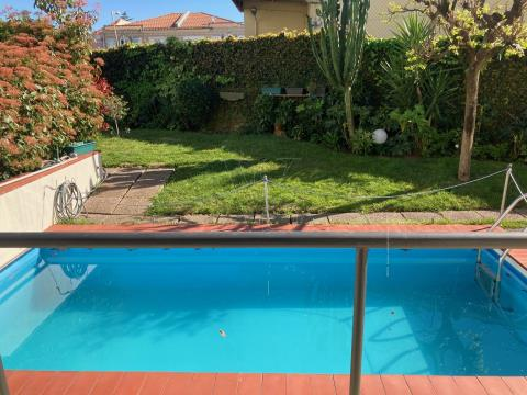 Villa de 3 chambres en 1 suite avec piscine - Camping Prelada