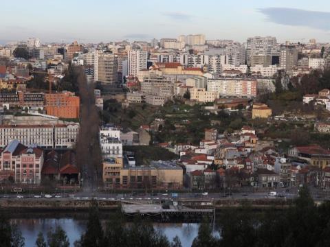 Appart. 5 chambres avec 3 façades - Vues absolument fantastiques sur le fleuve Douro