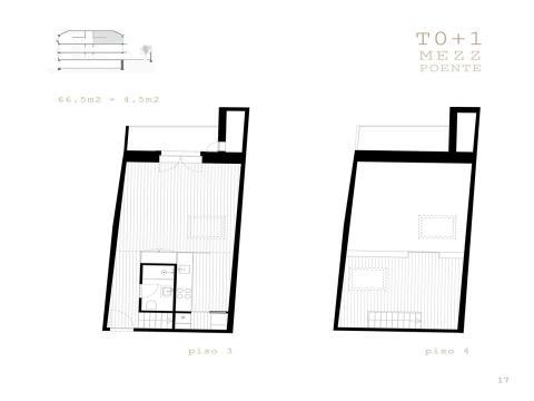 Wohnung 0+1/2 Schlafzimmer