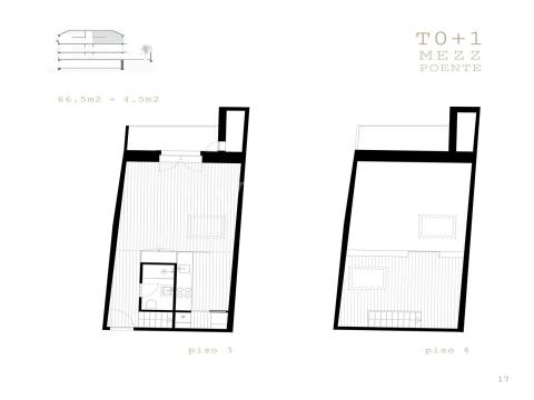 T0+1 Apartment In Porto, Rua do Alamada