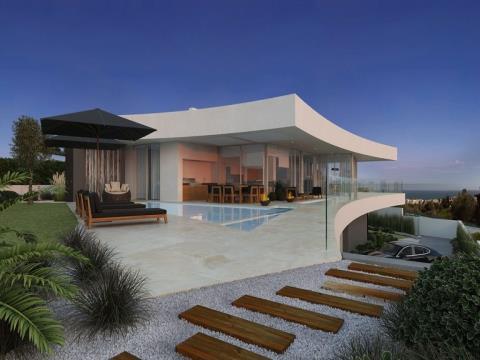 Praia da Luz - 7 lotes para construir moradias de luxo com Vista Mar