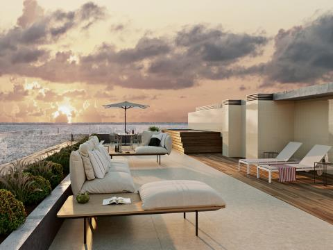 SEASHORE , Apartamento T3 Jacuzzi , Praia de Canidelo, Vila Nova de Gaia