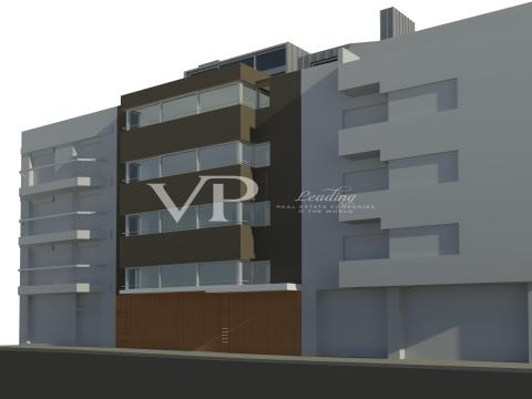 2 bedroom apartment in new development in the Antas area