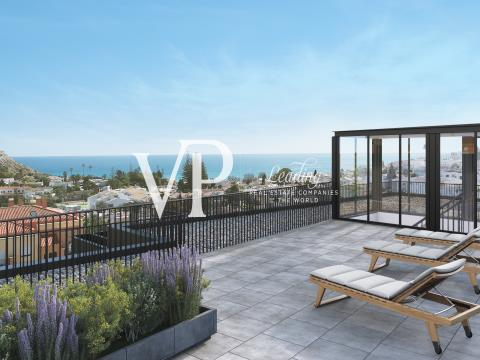 LUXURY T2 APARTMENT SEAVIEW PRAIA DA LUZ - UNIQUE PROJECT
