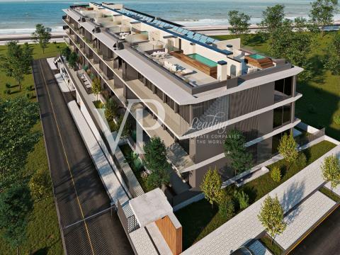 SEASHORE | Apartamento T2 Duplex Jacuzzi | Praia de Canidelo, Vila Nova de Gaia