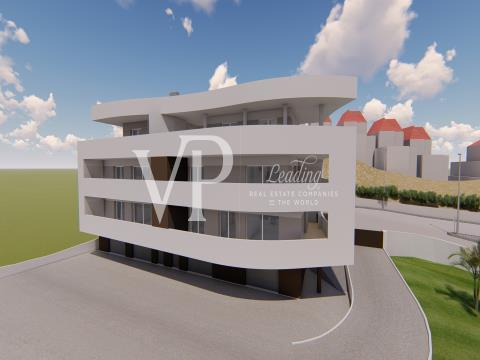 Novo apartamento em construção T2 - Lagos