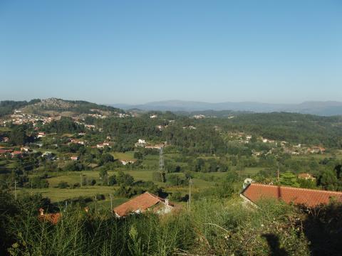 Terreno para construção em Espinho, Braga - 1200m2