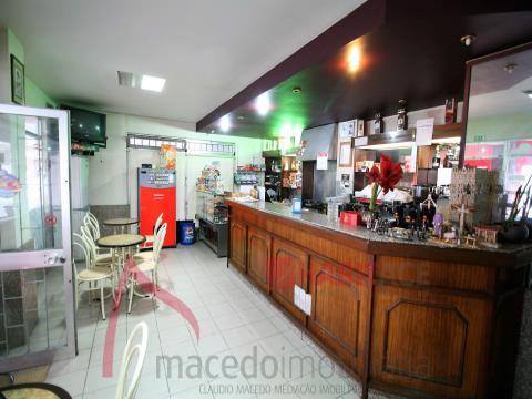 Café para trespasse em S. Vitor