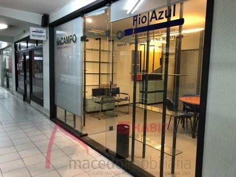 Loja no Centro historico em Braga no Bragashopping
