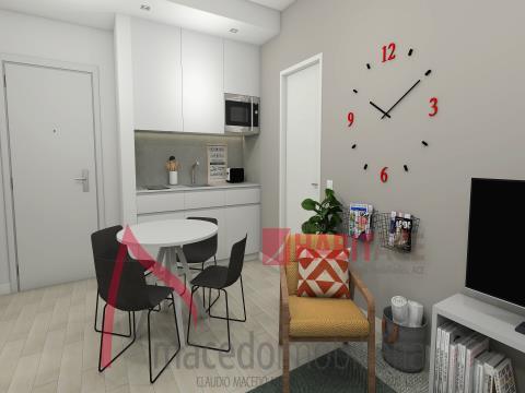 Apartamento T2 para investimento em Gualtar U. Minho, até 6% rentabilidade