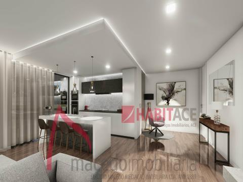 Apartamento T1 em Amares