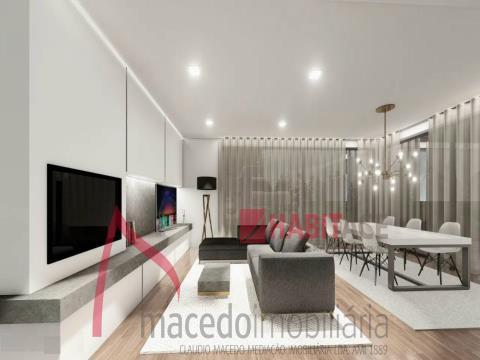 Apartamento T2 em Amares
