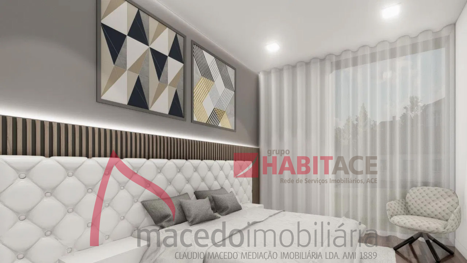 Apartamento T3 em Amares