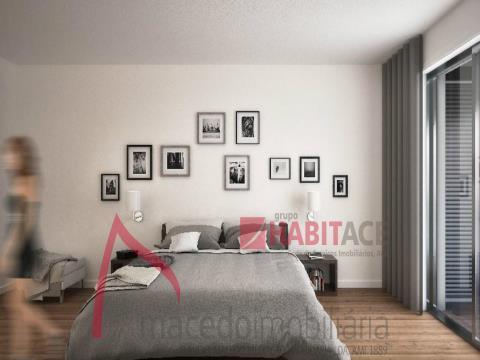 Apartamentos T2 Novos em Fraião