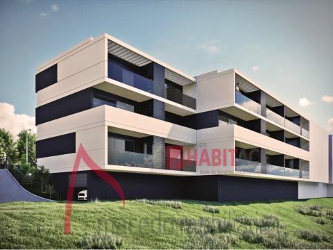 Apartamentos T3 em Gualtar