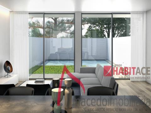 Moradias T3 de Luxo em Gondizalves com piscina