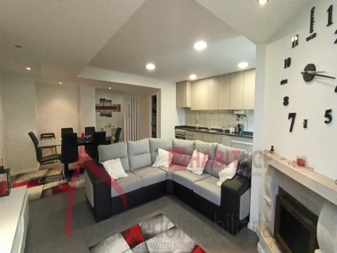 Apartamento T4 remodelado em S. Vicente