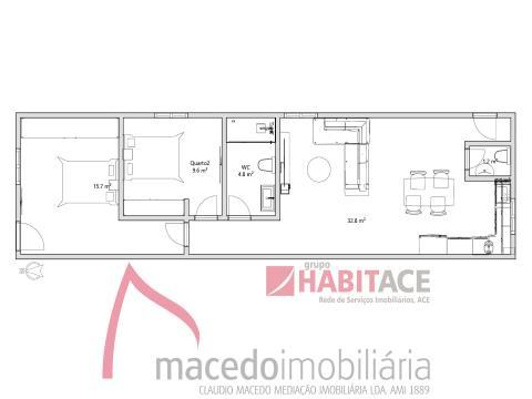 Maison 2 Chambre(s)