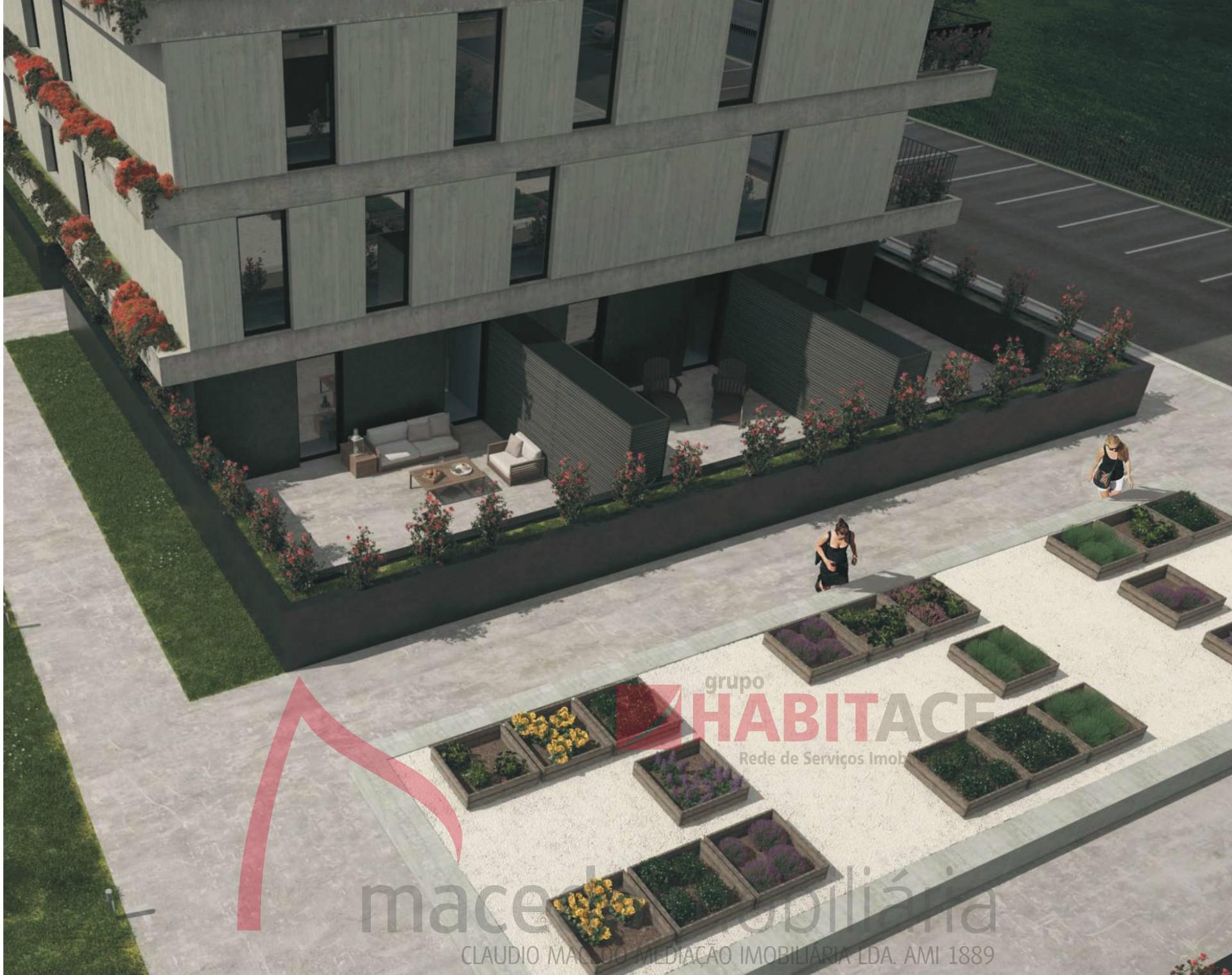 Apartamento T2 de Luxo para venda em Braga