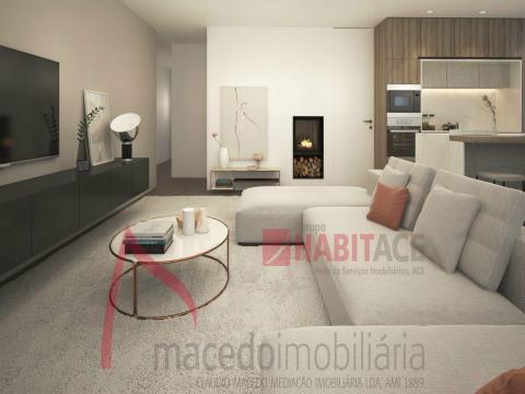 Apartamento T3 de Luxo para venda em Braga