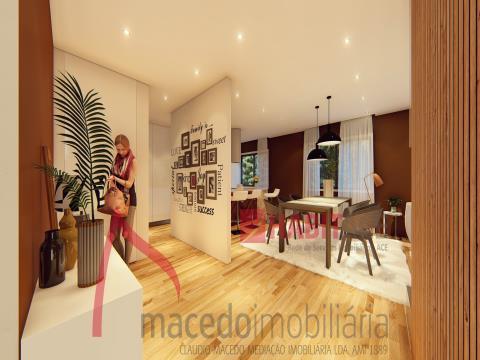 Apartamentos T2 Novos em Vila Verde