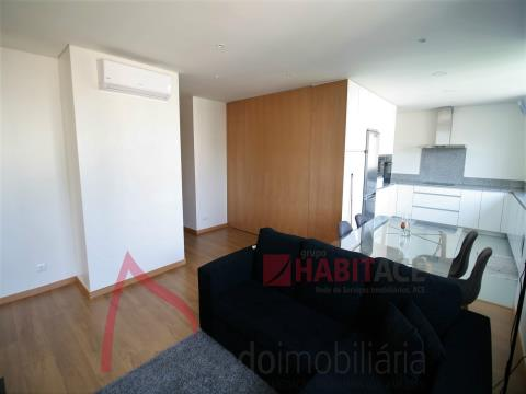Apartamento T2 remodelado em S. Vitor