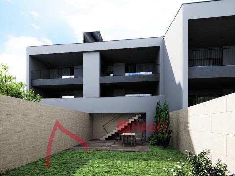 Apartamentos T3 novos Centro Historico